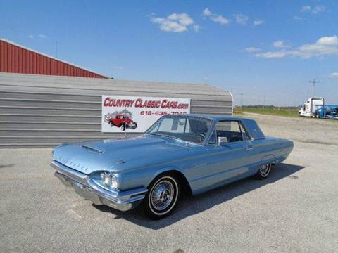 1964 Ford Thunderbird for sale in Staunton, IL