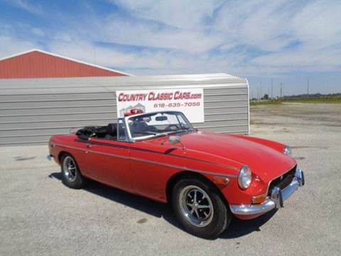 1970 MG MGB for sale in Staunton, IL