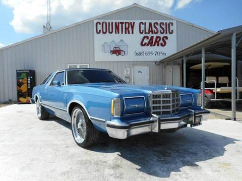 1979 Ford Thunderbird for sale in Staunton, IL