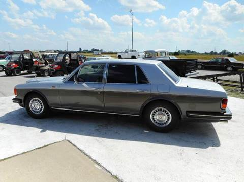 1986 Rolls-Royce Silver Spirit for sale in Staunton, IL