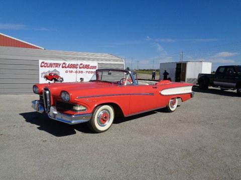 1958 Edsel Pacer  for sale in Staunton, IL