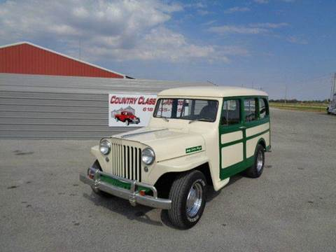 1949 Willys Utility Wagon  for sale in Staunton, IL