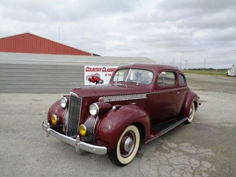 1940 Packard 18th Series