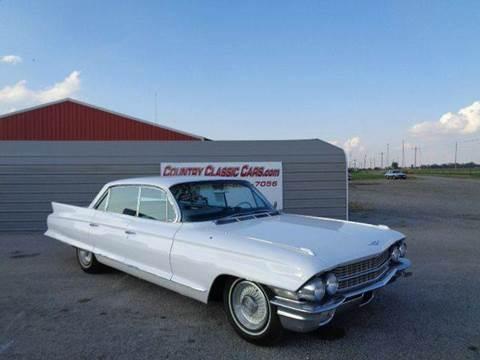 1962 Cadillac Series 62 for sale in Staunton, IL