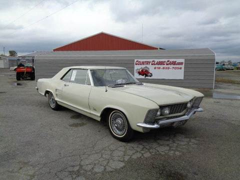 1963 Buick Riviera for sale in Staunton, IL
