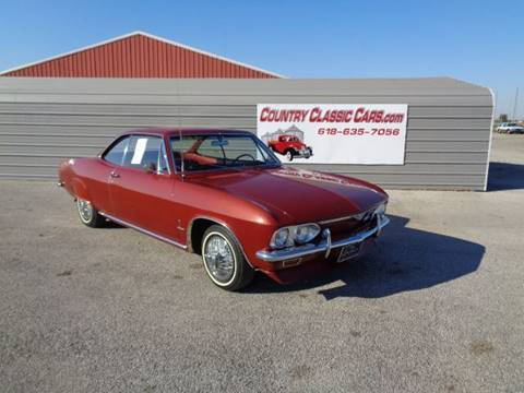 1966 Chevrolet Corvair for sale in Staunton, IL