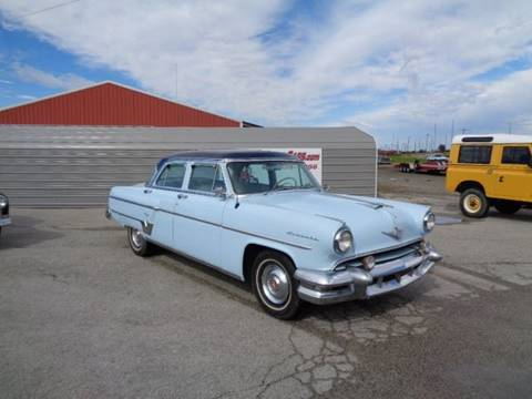 1954 Lincoln Capri for sale in Staunton, IL