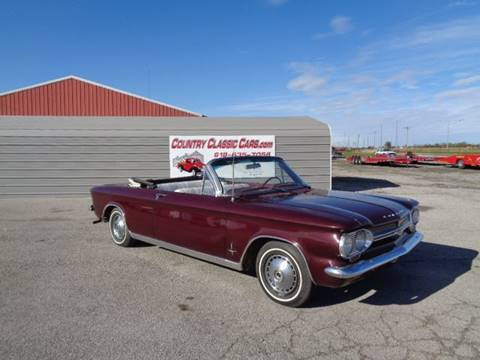 1964 Chevrolet Corvair for sale in Staunton, IL