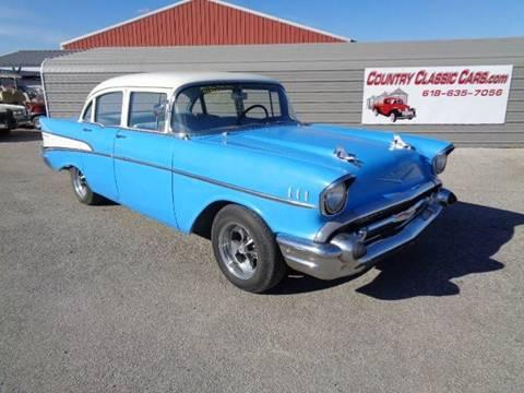 1957 Chevrolet 210 for sale in Staunton, IL