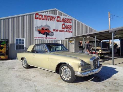 1964 Studebaker Hawk for sale in Staunton, IL
