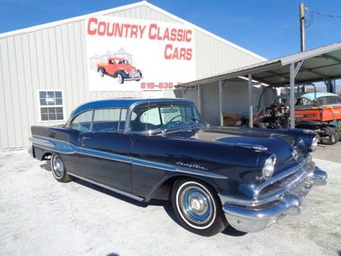 1957 Pontiac Chieftain for sale in Staunton, IL