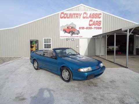 1993 Chevrolet Cavalier for sale in Staunton, IL