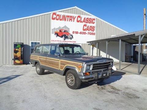 1988 Jeep Wagoneer for sale in Staunton, IL