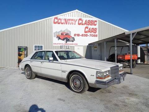 Used 1982 Cadillac Seville For Sale in Eloy, AZ - Carsforsale.com