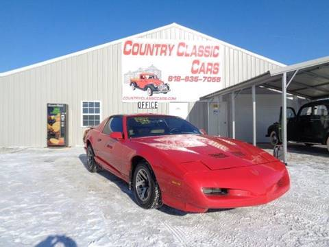 1991 Pontiac Firebird for sale in Staunton, IL
