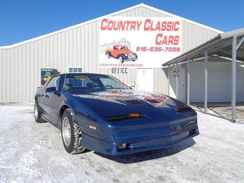 1985 Pontiac Trans Am for sale in Staunton, IL