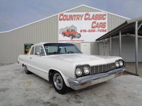 1964 Chevrolet Biscayne for sale in Staunton, IL