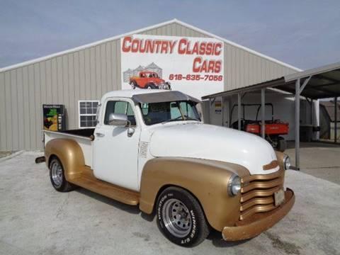 1950 Chevrolet 3100 for sale in Staunton, IL