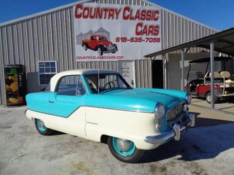 1959 Nash Metropolitan for sale in Staunton, IL