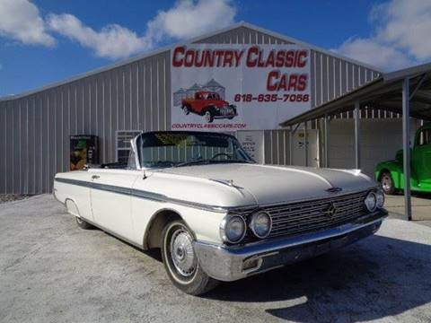 1962 Ford Galaxie 500 for sale in Staunton, IL