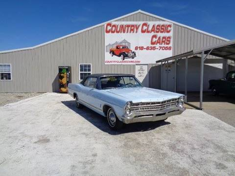 1967 Ford Galaxie 500 for sale in Staunton, IL