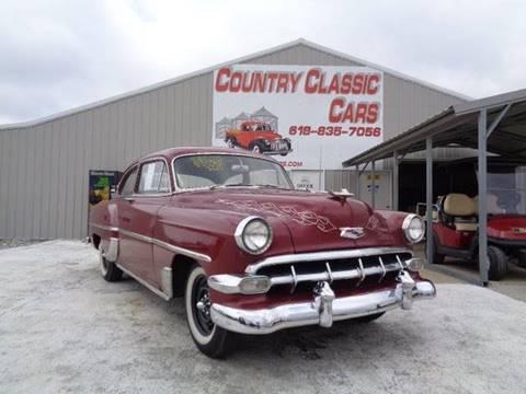 1954 Chevrolet 210 for sale in Staunton, IL