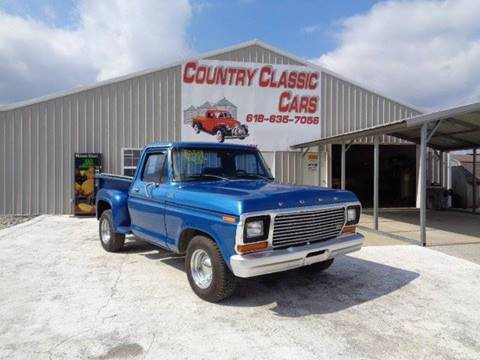Used Ford Trucks For Sale In Staunton Il Carsforsale Com