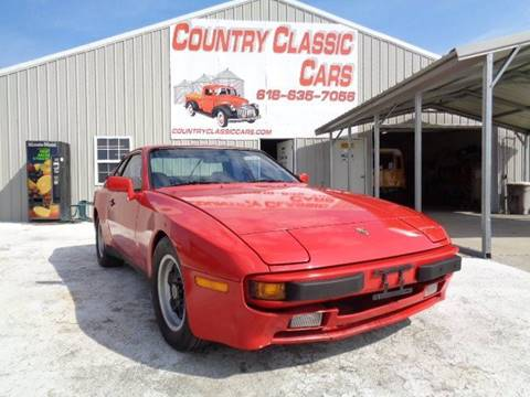 1984 Porsche 944 for sale in Staunton, IL