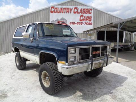 1987 GMC Sierra 1500 Classic for sale in Staunton, IL
