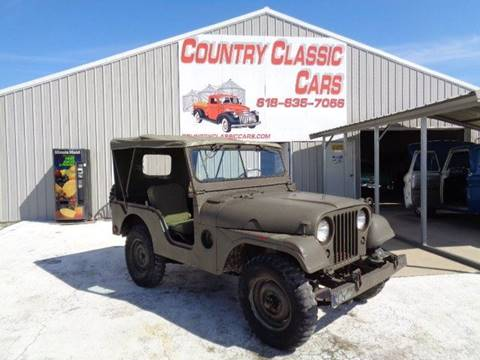 1952 Jeep Willys for sale in Staunton, IL