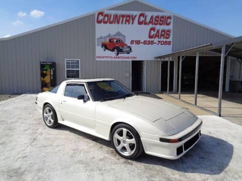 1984 Mazda RX-7 for sale in Staunton, IL