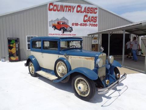 1931 Nash 660 Series