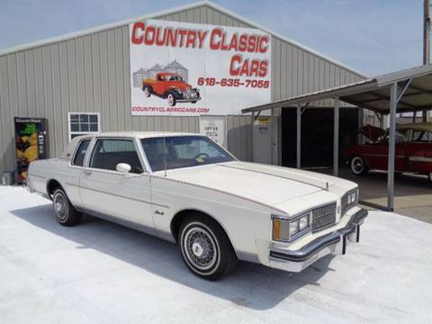 1981 Oldsmobile Delta Eighty-Eight Royale for sale in Staunton, IL