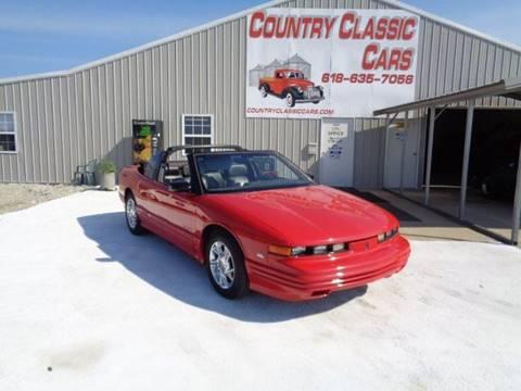 1994 Oldsmobile Cutlass Supreme for sale in Staunton, IL
