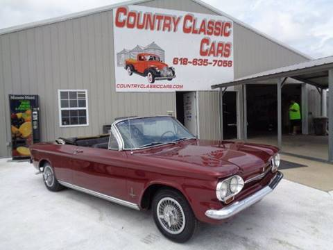 1963 Chevrolet Corvair for sale in Staunton, IL