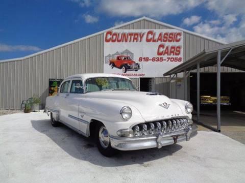 1953 Desoto Firedome for sale in Staunton, IL