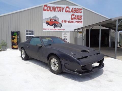 1992 Pontiac Firebird for sale in Staunton, IL