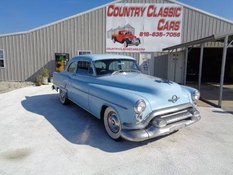 1953 Oldsmobile Super 88 for sale in Staunton, IL