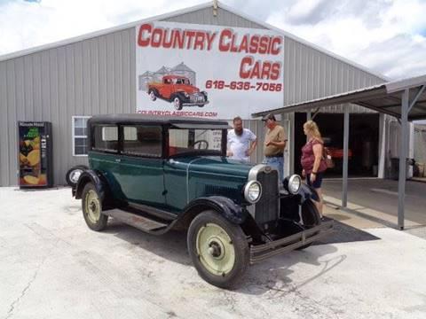 1928 Chevrolet 210 for sale in Staunton, IL