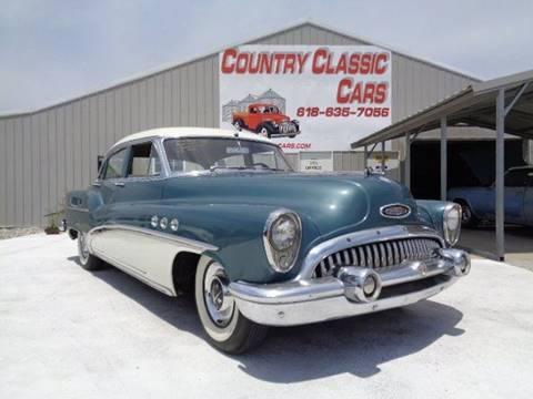 1953 Buick 50 Super for sale in Staunton, IL