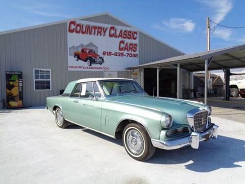 1964 Studebaker Hawk for sale in Staunton, IL