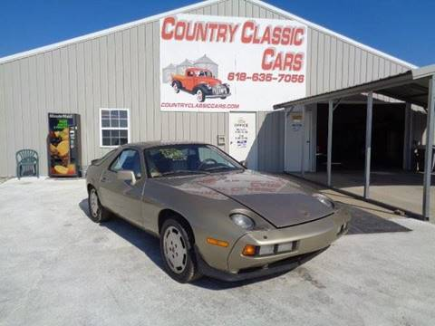 1986 Porsche 928 for sale in Staunton, IL