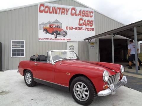 1969 Austin-Healey Sprite MKIII for sale in Staunton, IL