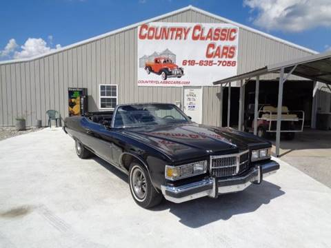 1975 Pontiac Grand Ville for sale in Staunton, IL