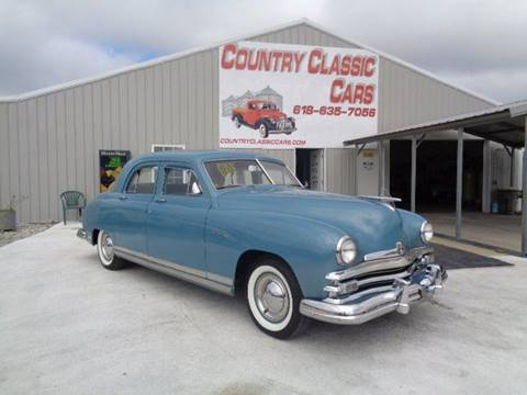 1950 Kaiser Special for sale in Staunton, IL