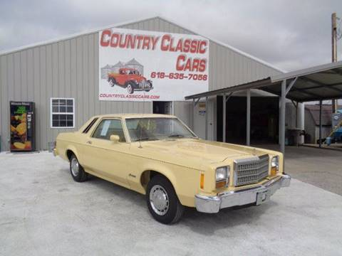 1979 Ford Granada for sale in Staunton, IL