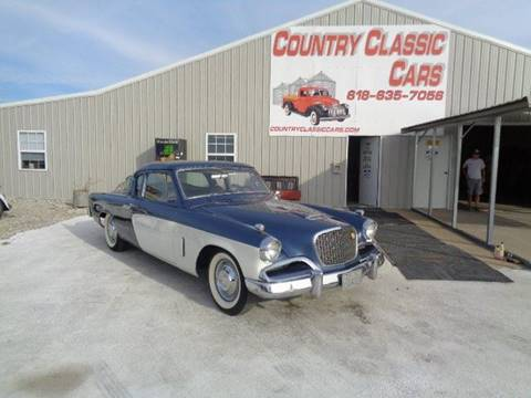 1956 Studebaker Hawk for sale in Staunton, IL
