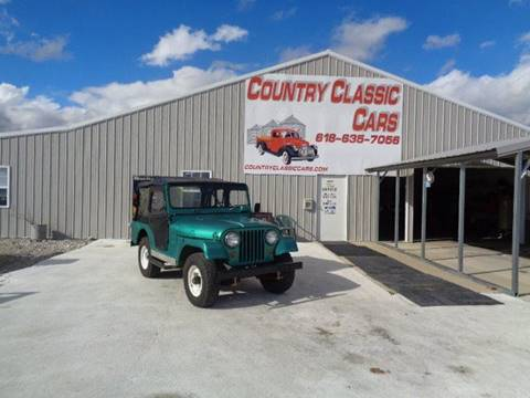 1965 Jeep CJ-5 for sale in Staunton, IL