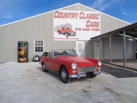 1967 Austin-Healey Sprite MKIII for sale in Staunton, IL