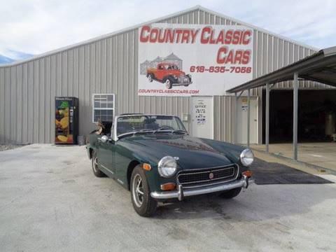 1971 MG Midget for sale in Staunton, IL